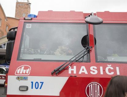 Za pomoci kraje pořídí dobrovolní hasiči nové automobily