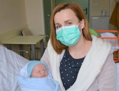 V Uherskohradišťské nemocnici se loni narodilo 1511 dětí, opět více než v roce předchozím