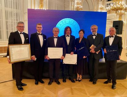 Slavnostnímu udílení cen na Pražském hradě vévodil Zlínský kraj. Do regionu míří 6 ocenění