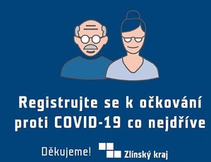 Kočkování proti Covid-19 se budou moci registrovat lidé od 60 let