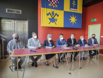 Zlínský kraj a obce vítají návrh zákona o jednorázovém odškodnění v souvislosti s výbuchy ve Vrbětickém areálu