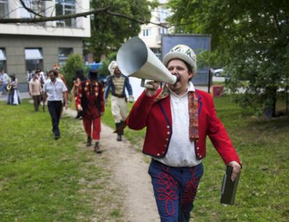 Zlínské divadlo chystá sérii představení a koncertů pod širým nebem