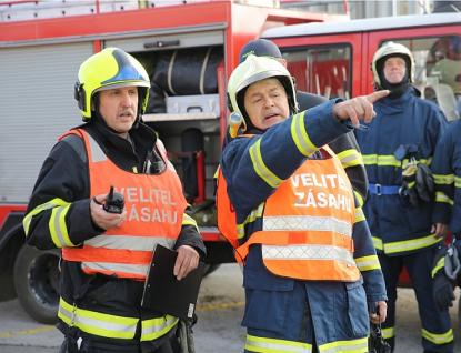 Vloňském roce řešili hasiči vkraji více než čtyři tisícovky událostí