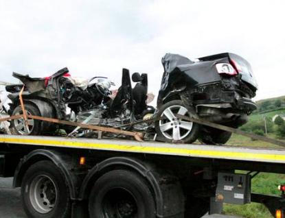 Havárie s tragickými následky: Mladá žena těžkému zranění podlehla