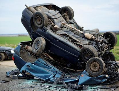 Ve Zlínském kraji vloni klesl počet dopravních nehod