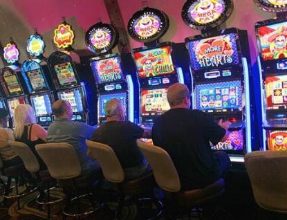 Hazardní hry ve Zlínském kraji.  Janovské referendum odmítlo Synot