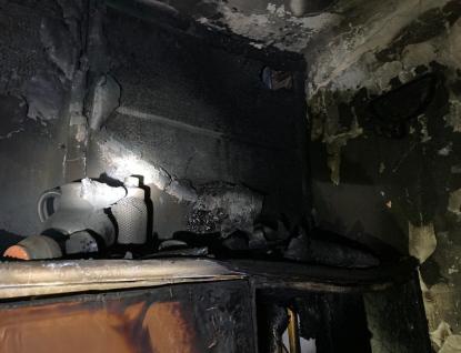 Milionovou škodu má na svědomí požár potravin. Dvě osoby skončily v nemocnici