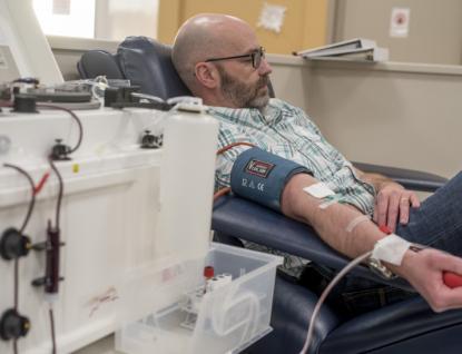Hradišťská nemocnice žádá dárce o plazmu