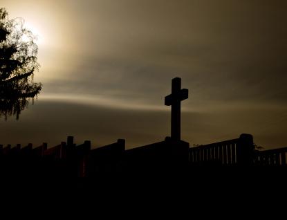 115 let starý kříž čeká restaurování