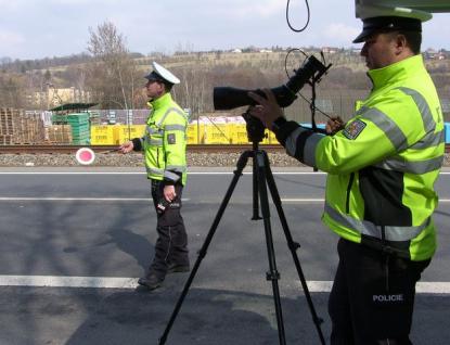 Policejní Velikonoce: 5 tisíc zkontrolovaných vozidel , 24 nehod, 7 zraněných