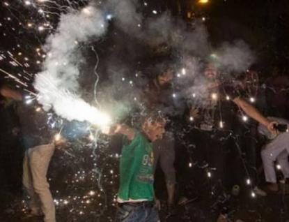 Silvestr 2020 a Nový rok 2021: Policie řešila  násilnou trestnou činnost i nepovolenou pyrotechniku