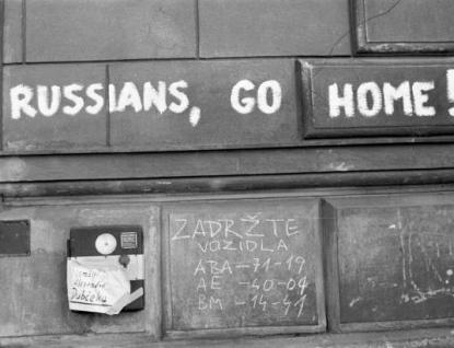 Putin: Po Krymu a Ukrajině bude následovat anexe Karlovarska!