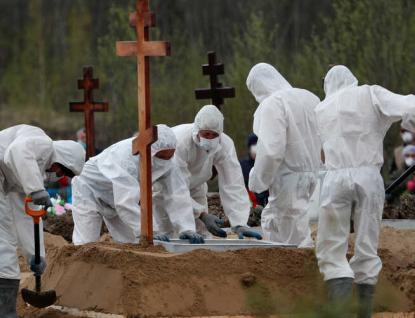 Stáhněte zprávy o mrtvých v Rusku, tlačí Moskva na západní média
