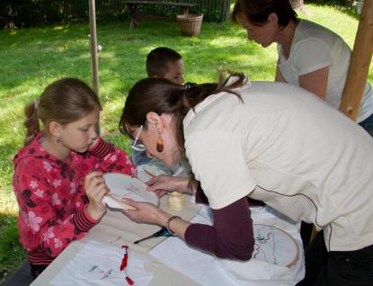 Den plný zábavy pro děti ve Valašském muzeu vpřírodě