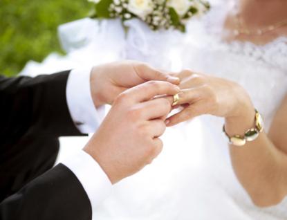 Pandemie ovlivnila počet svatebních obřadů