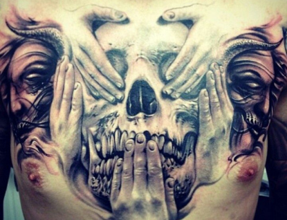 Navštivte výstavu tetování