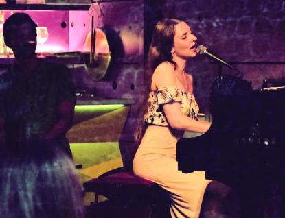 Barbora Mochowa & Unique Quartet v Zašové