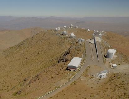 Přednáška na hvězdárně o Evropské jižní observatoři