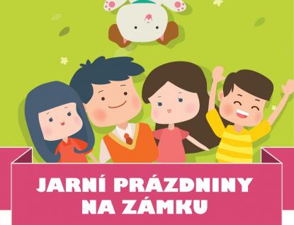 Na zámku Vsetín čeká na děti přes jarní prázdniny bohatý zábavný program