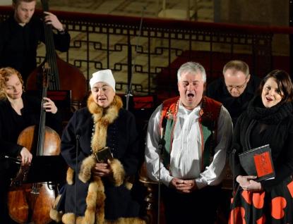 Velikonoční koncert Hudba Pravdy Jana Rokyty nabídne v Rožnově přední lidové zpěváky