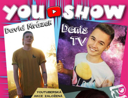 You Show - David Mrázek, Pjay a Denis TV