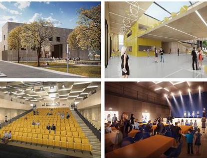 Rožnov představí projekt kulturního centra