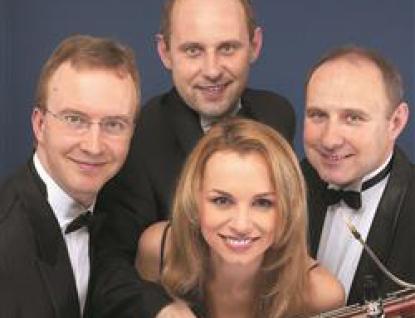 Nenechte si ujít koncert Martiny Kociánové s Triem Amadeus