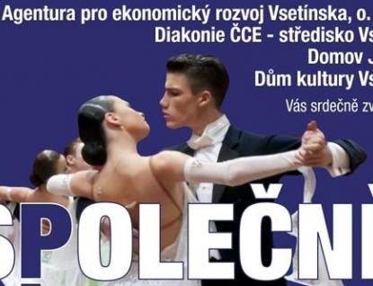 """Ples """"Společně"""" nabídne společenský tanec i temperamentní rytmy"""
