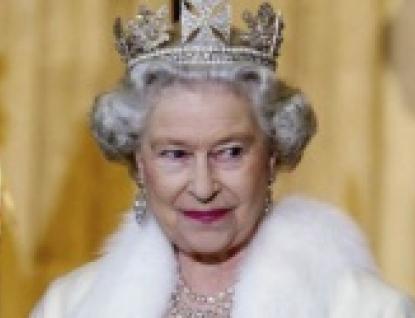 Dort ze Vsetína pro britskou královnu
