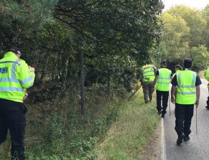 Policie pátrá po pohřešované ženě z Prostřední Bečvy