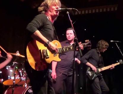 Kapela Gerry Jablonski, skotská blues-rocková špička, míří na Vsetín