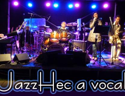 Vsetínsko-meziříčská kapela JazzHec se zpěvačkou Klárou Blažkovou zahraje v malém sále domu kultury