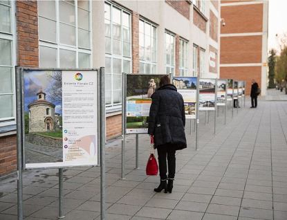 Inspirativní proměny veřejných budov jsou kvidění na výstavě ve Zlíně