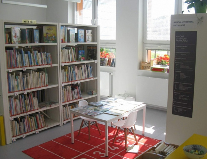 Kraj ocení aktivní knihovny i knihovníky