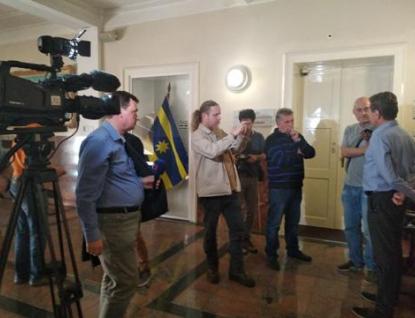 Zlín nově povede koalice pěti politických uskupení