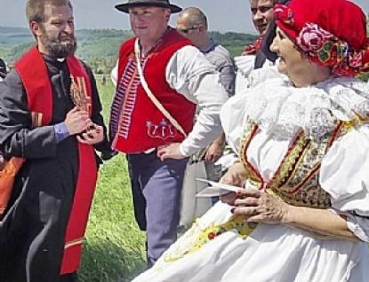 ZHolešova na Hostýn se půjde Pouť smíření, akci zaštítil radní Jan Pijáček