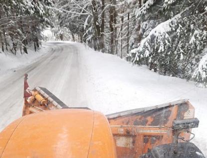 Silničáři mají za sebou nejnáročnější zimu za posledních osm let