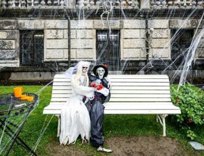 Ve zlínské zoo budou slavit Halloween