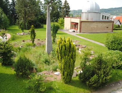Park hvězdárny čeká výrazná proměna