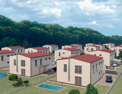 Valašské Meziříčí připraví pozemky pro rodinné domy v Juřince
