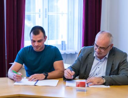 Jídelna Libušín i hotel Maměnka mají nového nájemce - společnost Beskydy 4 all