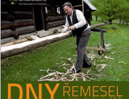 Mistři starých řemesel zavítají do Valašského muzea vpřírodě