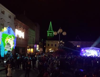 Moravský Festival SVĚTLO VALMEZ vyhlášen nejlepší akcí roku 2017 v ČR!