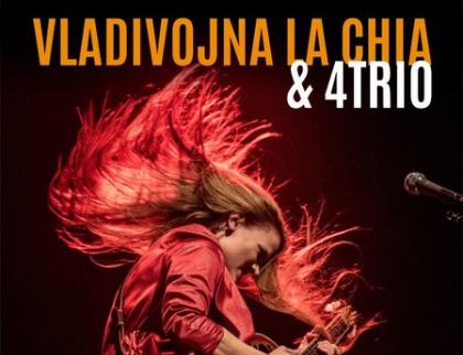 Zpěvačka, skladatelka filmové a divadelní hudby Vladivojna La Chia poprvé na Vsetíně