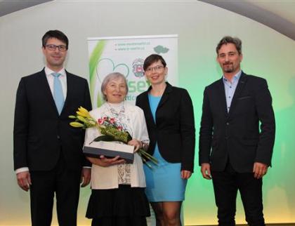 Ocenění osobností neziskového sektoru a firemních filantropů za rok 2018