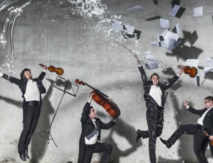 Špičkový Epoque Quartet vystoupí v Lidovém domě