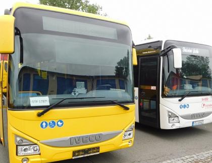 Změny v Integrované dopravě Zlínského kraje od 1. 1. 2021