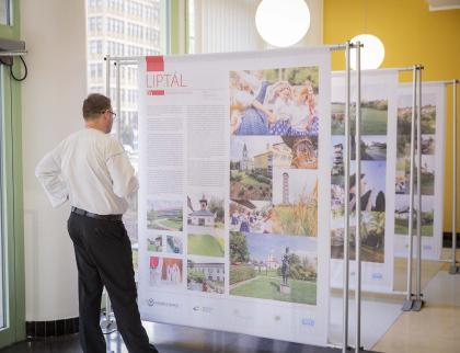 Výstava vsídle kraje představuje všechny vítěze soutěže Vesnice roku