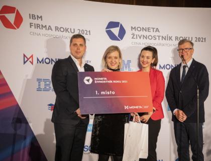 Zlínský kraj zná své podnikatelské šampióny. Jsou jimi producent informačních technologií a obuvnice