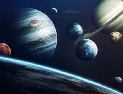 Astronomické zážitky 2021: Částečné zatmění, superúplněk i seskupení planet